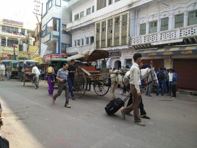 Streets of Haridwar
